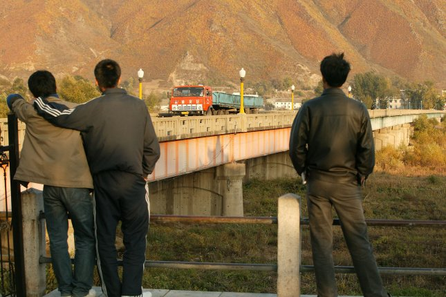 About 200 North Korean workers have been arriving in China daily in northeastern Jilin Province in October, a Japanese newspaper reported Thursday. File Photo by Stephen Shaver/UPI
