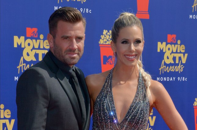 Jason Wahler (L) welcomed his second child, son Wyatt Ragle, with his wife, Ashley Wahler. File Photo by Jim Ruymen/UPI