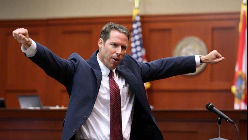 Prosecution portrays Zimmerman as overzealous wanna be cop