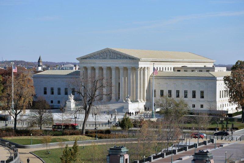 The United States Supreme Court ik Washington. UPI/Kevin Dietsch