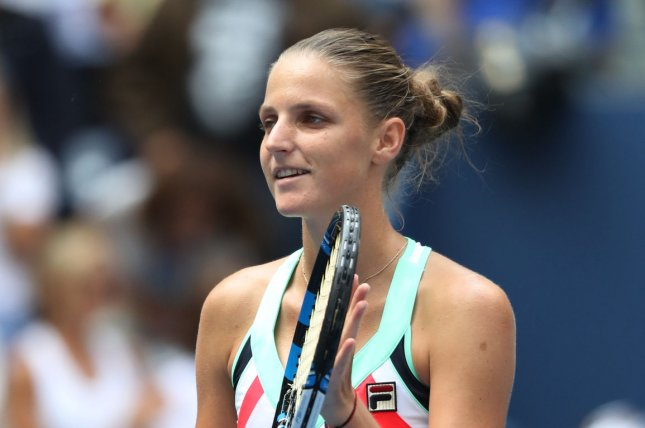 Pliskova survives Zhang scare