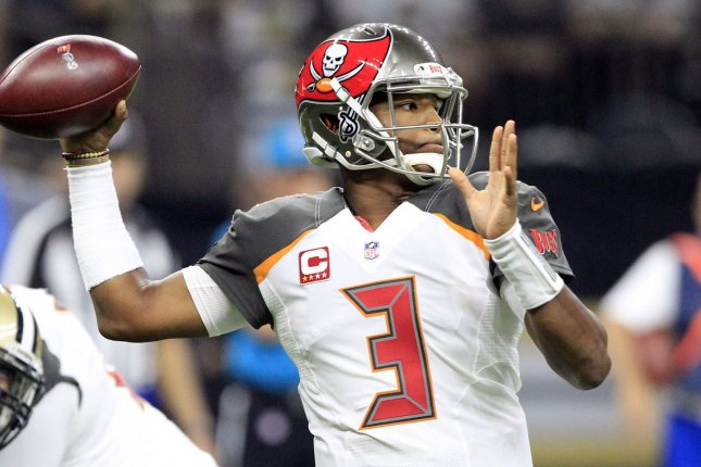 Jameis Winston and the Tampa Bay Buccaneers take on the Cleveland Browns on Sunday. Photo by AJ Sisco/UPI