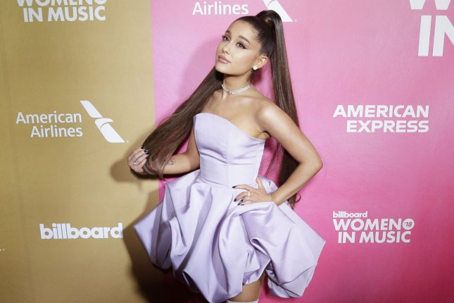Ariana Grande is set to release a new single on Jan. 18. File Photo by John Angelillo/UPI