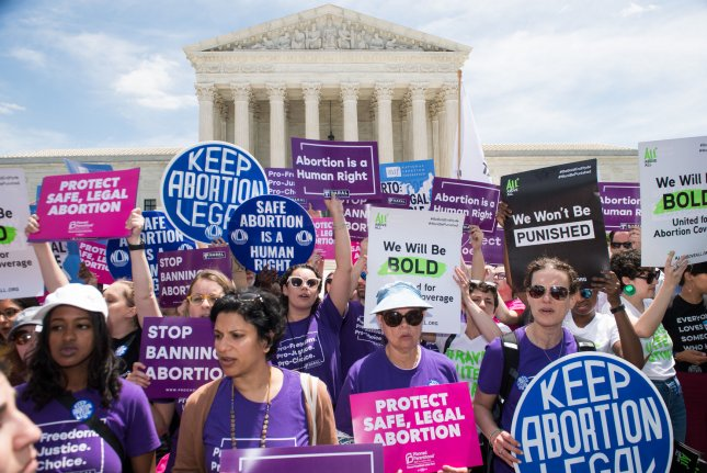 In a case that is expected to make its way to the Supreme Court, a federal appeals court on Wednesday upheld a Texas prohibition on a common form of abortion during the second trimester. File Photo by Kevin Dietsch/UPI