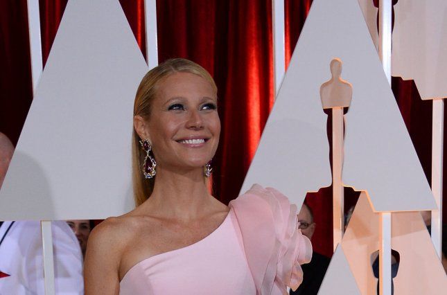 Gwyneth Paltrow flew to Hong Kong on March 13 to attend amfAR's inaugural Hong Kong Gala. File photo by Jim Ruymen/UPI