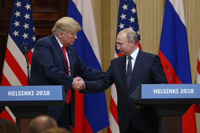 Trump's next proposed summit with Putin delayed