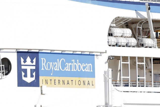 Royal Caribbean said in a motion to dismiss family's lawsuit over toddler's death aboard cruise ship last summer that surveillance video shows that the grandfather was aware that the window was open before the toddler's fall. File Photo by John Angelillo/UPI
