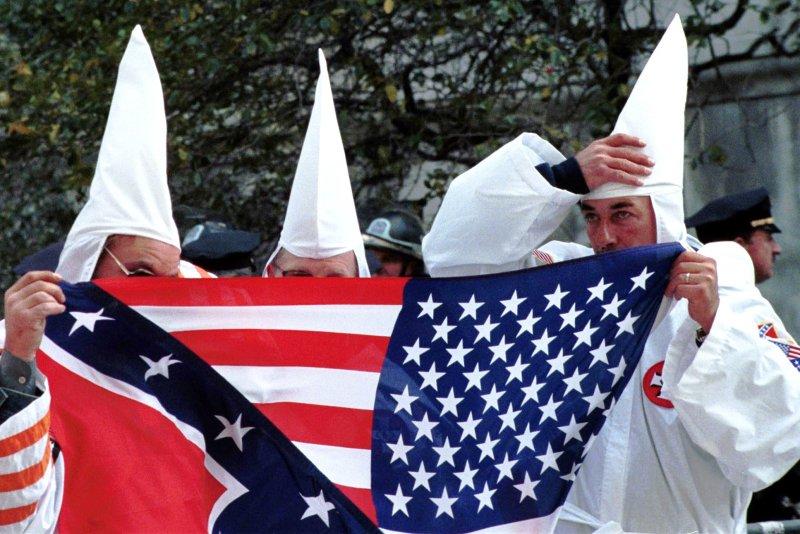 Philadelphia man outed as Ku Klux Klan 'grand dragon'