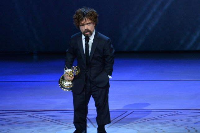 Peter Dinklage is a nominee for the New Jersey Hall of Fame. File Photo by Jim Ruymen/UPI