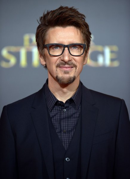 Director Scott Derrickson and Marvel Studios parted ways on Doctor Strange in the Multiverse of Madness on Thursday, citing creative differences. File Photo by Christine Chew/UPI