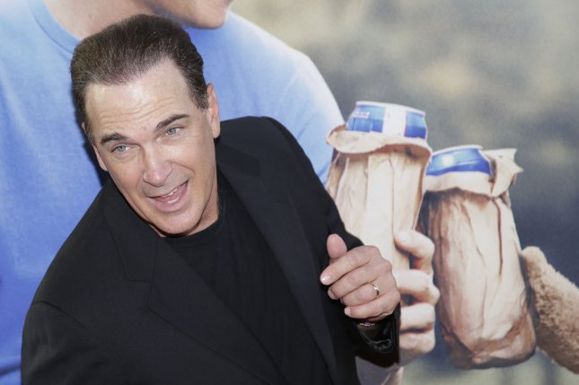 Patrick Warburton at the New York premiere of Ted 2 on June 24, 2015. The actor will play Lemony Snicket in the new Netflix series Lemony Snicket's A Series of Unfortunate Events. File Photo by John Angelillo/UPI