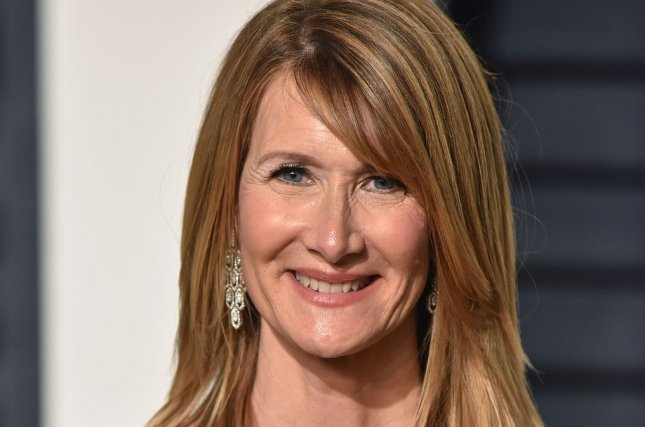 Laura Dern attends the Vanity Fair Oscar Party at the Wallis Annenberg Center for the Performing Arts in Beverly Hills on February 26. Dern can now be seen in the big-screen comedy Wilson. File Photo by Christine Chew/UPI