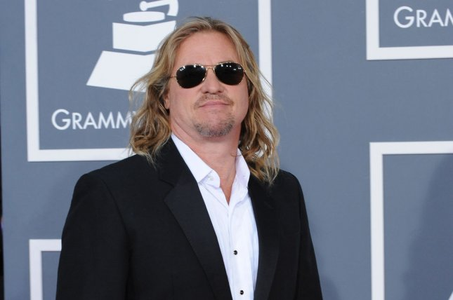 Val Kilmer attends the Grammy Awards in 2012. The actor confirmed he's recovering from cancer in a Reddit AMA last week. File Photo by Jim Ruymen/UPI