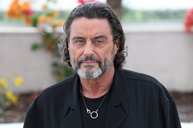 Ian McShane arrives at a photocall for the film Pirates of the Caribbean: On Stranger Tides during the 64th annual Cannes International Film Festival on May 14, 2011. McShane is set to star in an upcoming reboot of Hellboy alongside David Harbour. File Photo by David Silpa/UPI
