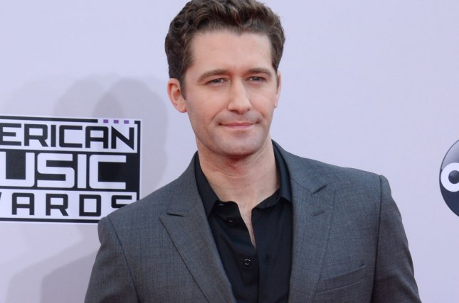 Matthew Morrison is heading up an all-star cast for a benefit reading of Damn Yankees on Broadway. File Photo by Jim Ruymen/UPI