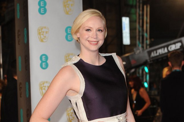 Gwendoline Christie, seen here at the EE British Academy Film Awards 2016 on February 14, 2016, is joining the cast of Top of the Lake Season 2. File Photo by Paul Treadway/ UPI