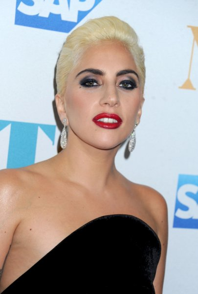 Lady Gaga at Tony Bennett's 90th birthday celebration on August 3. The singer will perform at the 2016 American Music Awards in November. File Photo by Dennis Van Tine/UPI