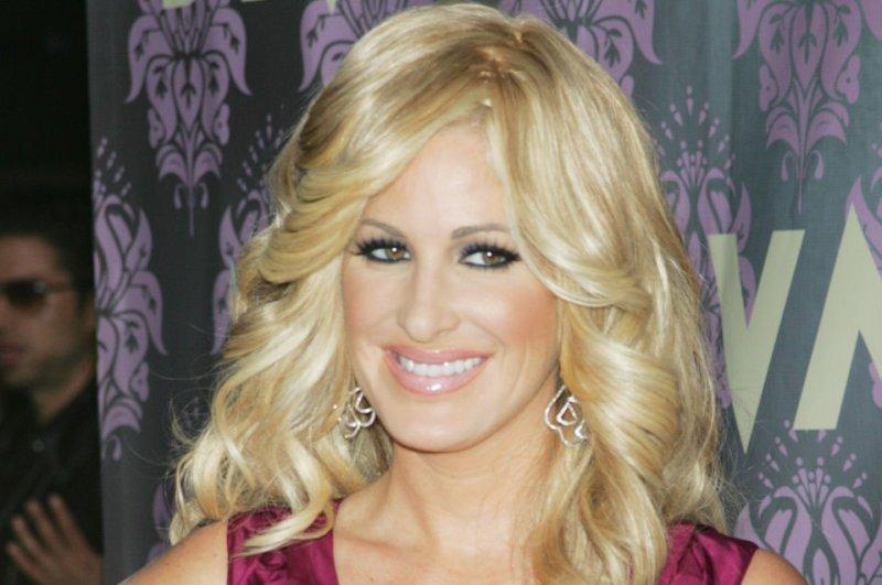 Kim Zolciak attends VH1 Divas on September 17, 2009. File Photo by Laura Cavanaugh/UPI