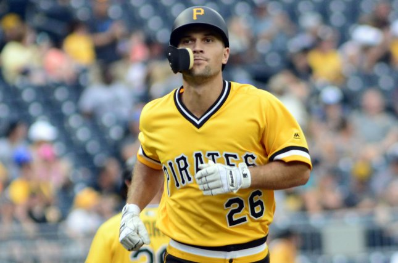 Adam Frazier Pittsburgh Pirates Baseball Player Jersey