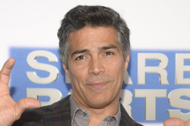 Esai Morales will star as Deathstroke in Season 2 of Titans. File Photo by Phil McCarten/UPI