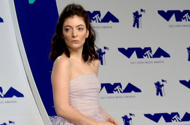 Lorde is working on her third studio album, her first since Melodrama, released in 2017. File Photo by Jim Ruymen/UPI