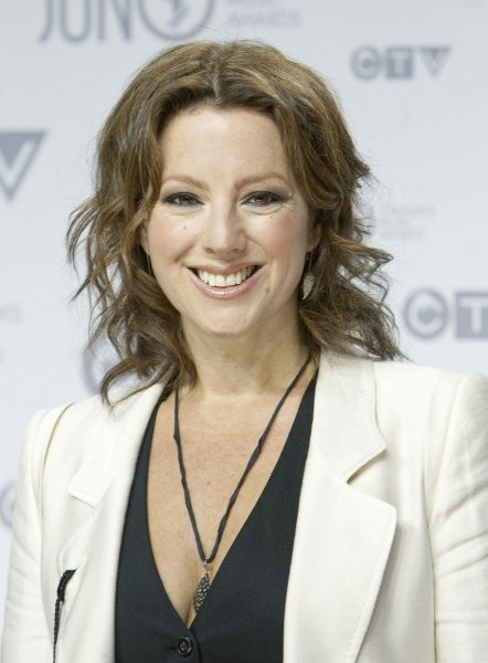 Singer Sarah McLachlan arrives on the red carpet for the 2012 Juno Awards in Ottawa, Ontario on April 1, 2012. File Photo by Heinz Ruckemann/UPI