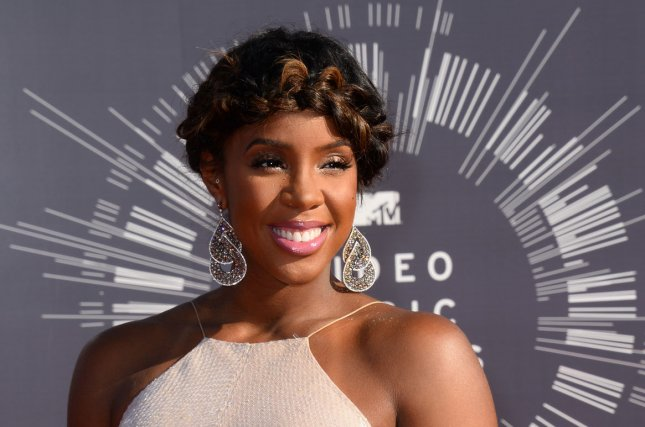 Kelly Rowland at the MTV Video Music Awards on August 24, 2014. The singer celebrated her birthday with Beyonce and Michelle Williams on Saturday. FIle Photo by Jim Ruymen/UPI