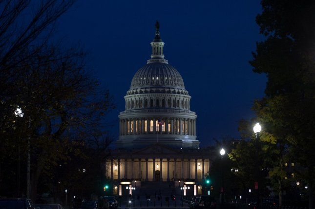Republicans will retain control of the House of Representatives, though it still remains too soon to say what their margin of control will be. Democrats have landed one of the five seats they will need to retake control of the Senate. Photo by Molly Riley/UPI