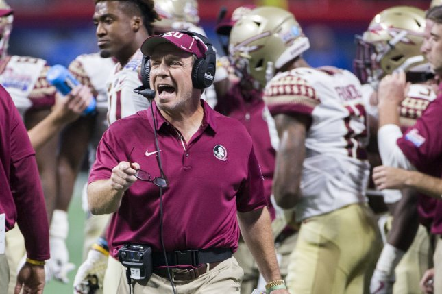 Fisher resigns at Florida St to go to Texas A&M