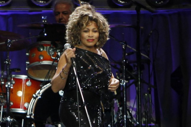 Tina Turner's 59-year-old son Craig Raymond Turner has died of apparent suicide, authorities said Tuesday. She is pictured here at a Paris concert in 2009. File Photo by David Silpa/UPI