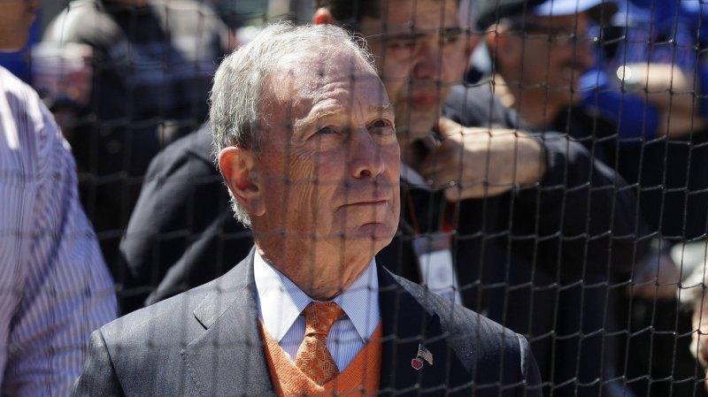 New York City Mayor Michael Bloomberg says that New York City's stop and frisk program saves lives. UPI/John Angelillo