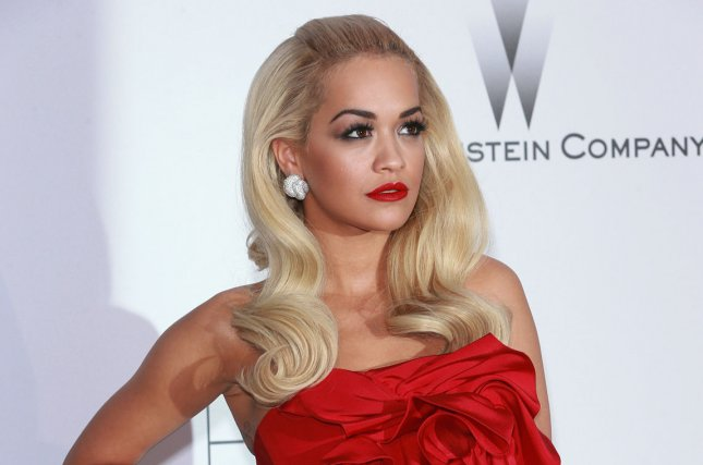Rita Ora released her 'Poison' music video Wednesday. File photo by David Silpa/UPI