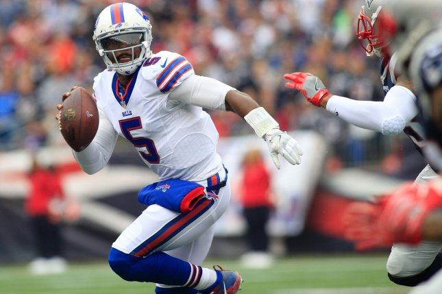 Taylor Back Under-Center For Bills Against Dolphins