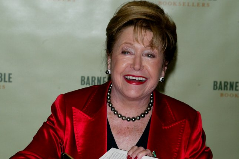 Bestselling US author Mary Higgins Clark dies