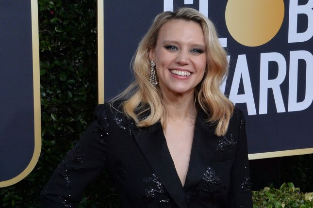 Kate McKinnon and the SNL cast will return to the studio in October. File Photo by Jim Ruymen/UPI