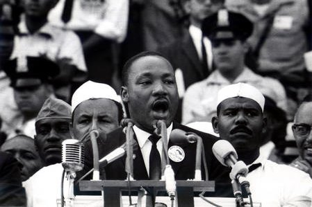 an analysis of martin luther king juniors iconic speech i have a dream I have a dream is a 17-minute speech given by martin luther king, jr  below  is the full transcript of dr king's famous speech:  i have a dream that one day  this nation will rise up and live out the true meaning of its creed:.