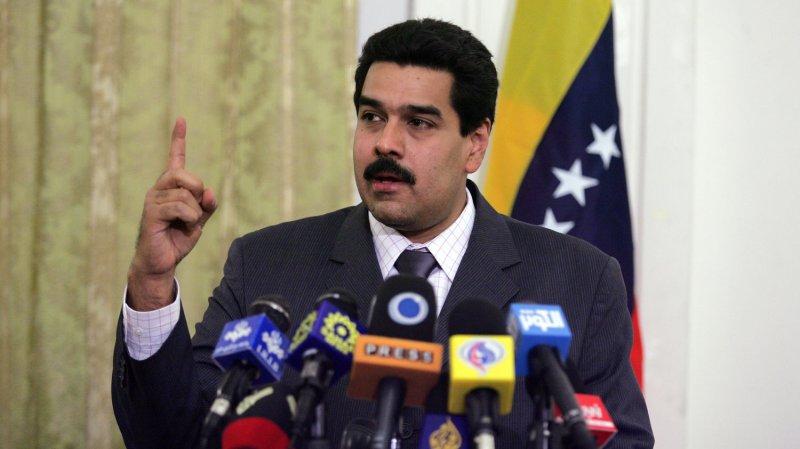 Venezuela President Nicolas Maduro (File/UPI Photo/Mohammad Kheirkhah)