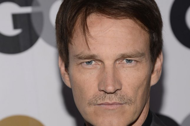 Stephen Moyer is to star in the upcoming television adaptation of Bill O'Reilly's best-selling book Killing Jesus. UPI/Phil McCarten