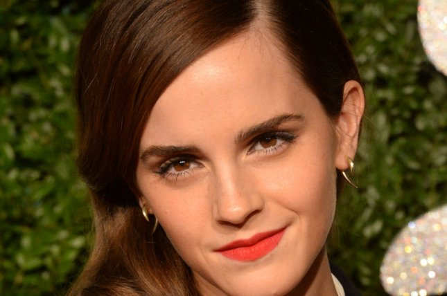 Emma Watson will star as Belle in 'Beauty and the Beast.' Photo by Rune Hellestad/UPI