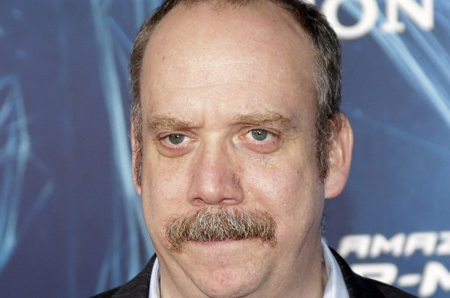 Paul Giamatti at 'The Amazing Spider-Man 2' premiere in New York City on April 24, 2014. Photo by John Angelillo/UPI