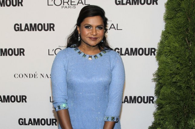 Mindy Kaling's The Mindy Project was canceled by Fox but picked up by Hulu. File photo by John Angelillo/UPI