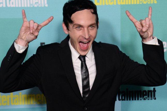 Robin Lord Taylor attends Entertainment Weekly's Comic-Con closing night celebration in San Diego on July 11, 2015. Photo by Jim Ruymen/UPI Paul Reubens will play Taylor's character Penguin's father on Gotham.