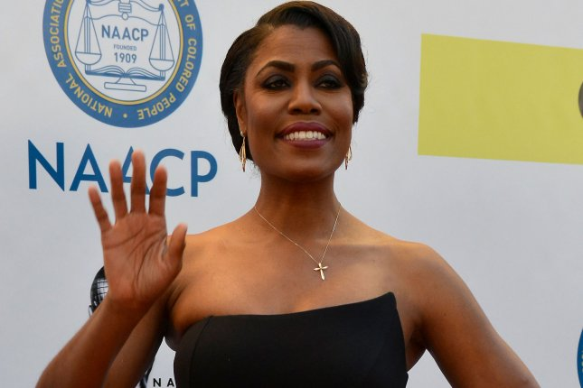 Omarosa Gets Married at Trump DC Hotel