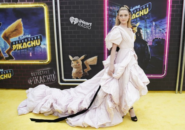 Kathryn Newton's The Society has been canceled after one season on Netflix. File Photo by John Angelillo/UPI