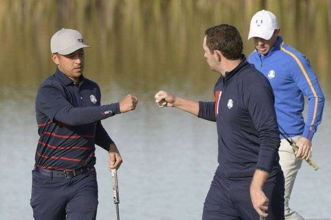 Ryder Cup: U.S. takes historic early lead over Europe after first day