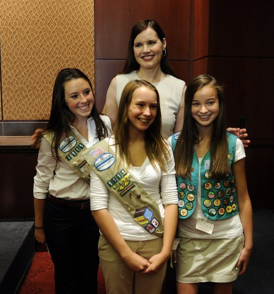 Girl Scouts Cookie Sales Cultivate Young Leaders Upi Com