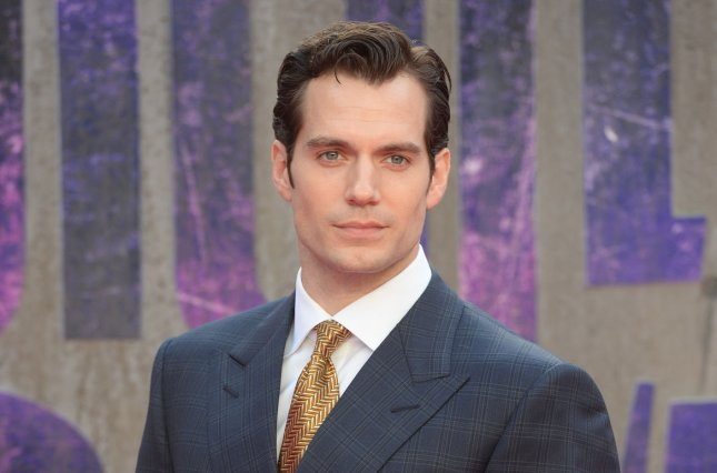Superman actor Henry Cavill attends the premiere of Suicide Squad at Odeon, Leicester Square in London on August 3, 2016. A sequel to 2013's Man of Steel has enterted into active development at Warner Bros. according to a new report. File Photo by Rune Hellestad/ UPI