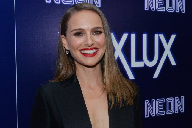 Natalie Portman attends the Los Angeles premiere of Vox Lux on Wednesday. Photo by Jim Ruymen/UPI