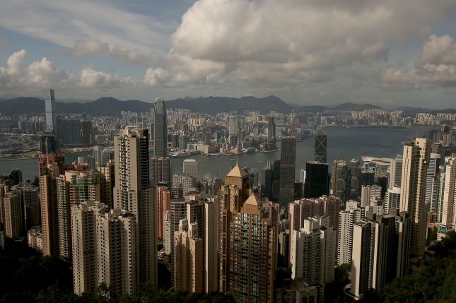 Hong Kong's success as a center of international finance is built on several foundations -- having a stable business environment, the free flow of capital, low tax rates and a reliable legal system based on English common law. File Photo by Stephen Shaver/UPI