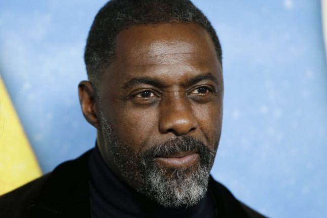 Idris Elba will reprise John Luther in a new film co-starring Andy Serkis and Cynthia Erivo. File Photo by John Angelillo/UPI